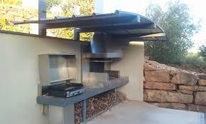 cuisine d ext駻ieure cuisine d été extérieure en barbecue extérieur deco