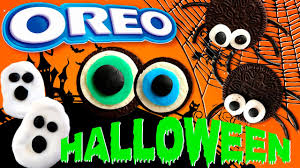 oreo snacks for halloween easy and fun recipes for kids youtube