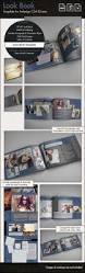 fashion lookbook template 10x8in fashion lookbook