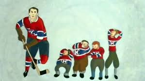 the sweater roch carrier surprised the hockey sweater still touches hearts