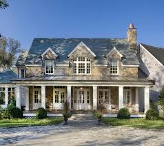 architectures traditional stone house designs rock exterior