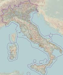 Italy Map By Rail Italy by Country Maps Italy
