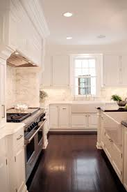 43 best kitchens images on pinterest white cabinets warm and