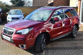 purple subaru forester subaru forester estate 2 0 xt 5d lineartronic for sale parkers