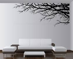 large wall stickers for living room living room design inspirations aliexpress buy tree vinyl wall decal tree top branch mural