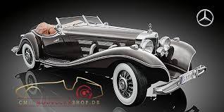 mercedes 500k bauer bugatti mercedes 500k roadster model car miniature s018h