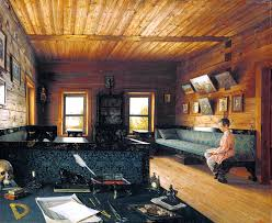 home design awesome rustic interior design with wood ceiling and