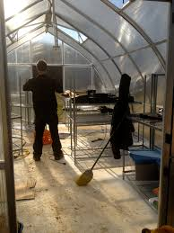 Inside Greenhouse Ideas by Building The Greenhouse U0027s Guts Part 1 Such And Such