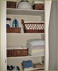amazing baskets for closet storage roselawnlutheran
