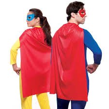 halloween costume with cape red superhero cape buycostumes com