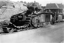french 75 gun char b1 b1 bis tank encyclopedia
