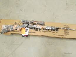 savage model 93r17 xp snow camo u0026 scope 17 hmr for sale