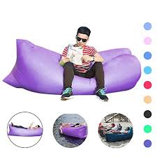 Air Filled Sofa by Skque Fast Inflatable Air Lounger Inflatable Lounger Air Filled