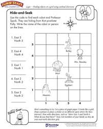 hide and seek u2013 3rd grade logic worksheets u2013 jumpstart