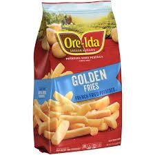 ore ida golden fries 32 oz bag walmart com