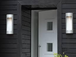 Contemporary Outdoor Lighting Uk Diy Led Cylinder Wall Sconce Modern Outdoor Lighting Sconces