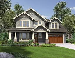 craftsman house plan airy craftsman style ranch dr architectural designs siding home