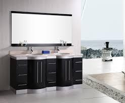 design element bathroom vanities 72 jasper bathroom vanity set with travertine