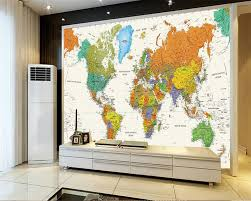 beibehang custom wallpaper living room bedroom mural nature trophy beibehang custom wallpaper living room bedroom mural nature trophy world map mural tv wall background wall mural 3d wallpaper in wallpapers from home