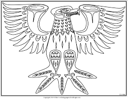 6 images of native american mask coloring pages northwest native