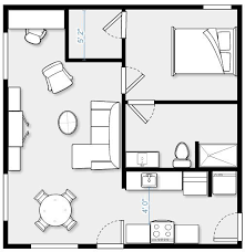 Garage Floor Plans With Living Space 287 Best Small Space Floor Plans Images On Pinterest Small