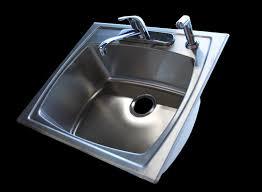 Kitchen Sink Combo - stainless steel sink combo builders surplus