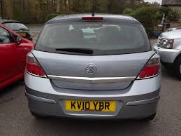 opel astra trunk used vauxhall astra active for sale rac cars