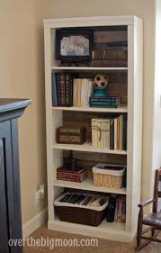 Bookshelf Makeover Ideas The 25 Best Bookshelf Makeover Diy Ideas On Pinterest Bookcase