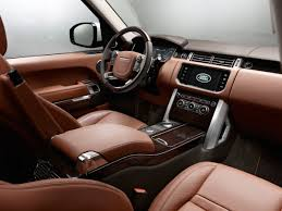 land rover range rover 2016 interior here u0027s the new range rover autobiography business insider