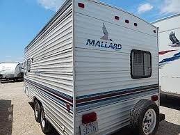 1998 fleetwood mallard 19n travel trailer wichita falls tx