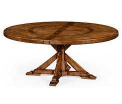 country round dining table expandable round dining table round