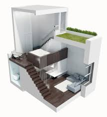 micro loft maximizes 425sqft of space in modern makeover lofts