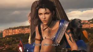 vanille in final fantasy wallpapers ff xiii hd hope and vanille falls out of a ship youtube