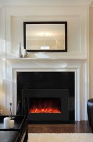Fireplace Insert Electric Living Room Electric Fireplace Inserts Modern Electric
