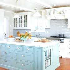 kitchen cabinets painted blue large size of blue painted kitchen