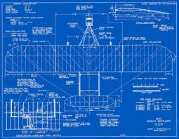Blue Print Size by Wright Models