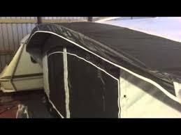 Apache Awning Apache Buckingham Caravan Awning Youtube
