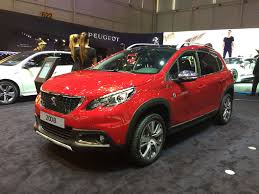 nearly new peugeot peugeot facelifts 2008 ushers in new mpv at geneva by car magazine