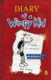 of a wimpy kid