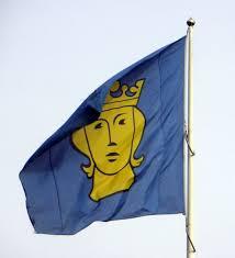 Outside Flag File Flag Of Stockholm Outside Stockholm City Hall 10aug09 Jpg