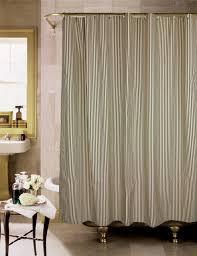 Vertical Striped Shower Curtain Vertical Striped Shower Curtain Curtains Ideas