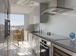kitchen ideas for apartments modern kitchen for small apartment in interior decorating