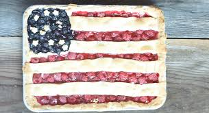 American Flag Upside Down American Flag Slab Pie Couldn U0027t Be Parve