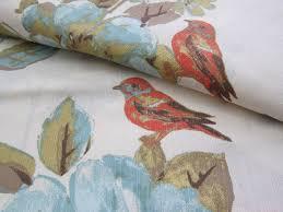 Teal Bird Curtains Envogue Floral Bird Window Curtain Panels Set Of 2 Drapes Pair 96