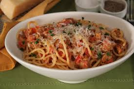 Pasta Recipes by Pasta With Vodka Sauce And Sausage Emerils Com