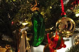christmas pickle the german christmas pickle myth digitgal cosmonaut