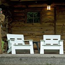 Rustic Patio Designs by Exterior Design Black Adirondack Chair By Loll Designs For Patio