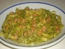 recette de cuisine marocaine facile tagliatelles aux petites crevettes choumicha cuisine marocaine
