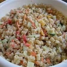 best pasta salad recipe best macaroni salad recipe allrecipes com