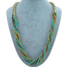 bead necklace ebay images Beaded necklace ebay JPG